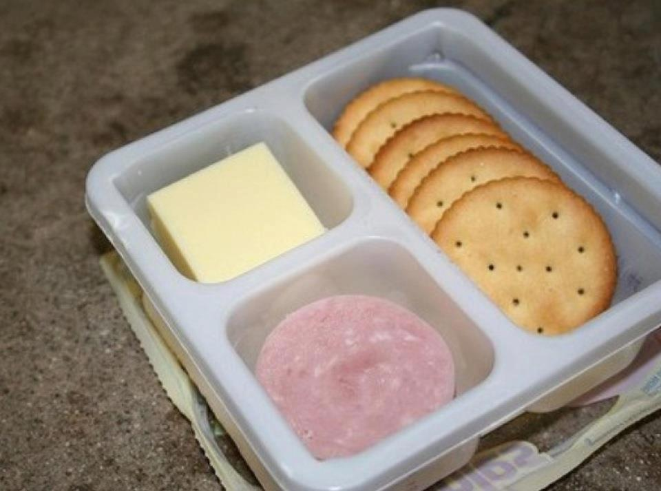 Trump sends shipment of 20,000 Lunchables to Puerto Rico.