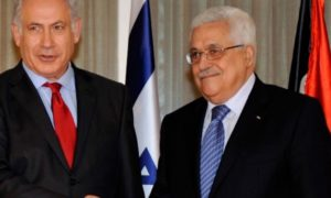 Abbas and Netanyahu declare Wichita new U.S. capital.