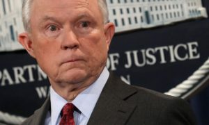 Jeff Sessions can't recall due to being the victim of perjury-induced stress.
