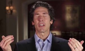 Joel Osteen serves Donald Trump as White House Spiritual Advisor.