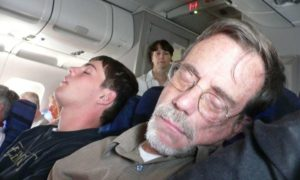 United Airlines is now offering in-flight tranquilizers whether you like it or not.