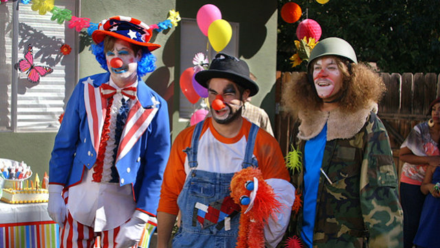 Clown Troupe Not So Delirious Vows 2018 Will Be Their Year.